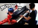 MIRACULOUS LADYBUG - Theme Song / In The Rain (Piano)