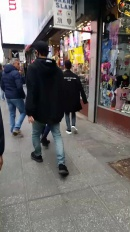 [FANCAM] 170425 #EXO #Baekhyun #Chanyeol @ New York City
