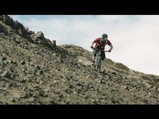 Вело экстрим Downhill Mountain Biking in the Wilds of Africa