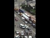 Видео с аварии в Махачкале на ул Калинина [Нетипичная Махачкала]