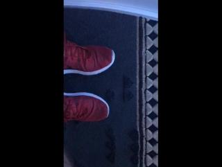 Перед Вылетом,Самолет Американский,Ковер Арабский(Узбекский),ноги вытирать очень удобно