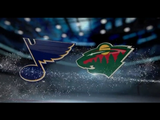 Миннесота - Сент-Луис 1-2. . Обзор матча НХЛ