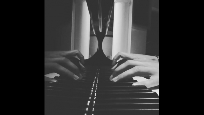 Learning Ed Sheeran 🎼🎹 piano edsheeran perfect Рим 08 07 2017