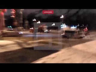Задержание авто Мары Багдасарян