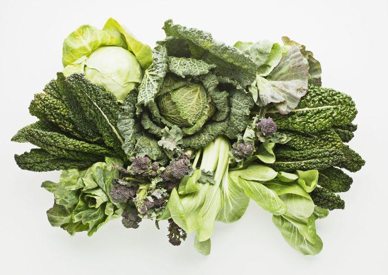 салат листовой польза