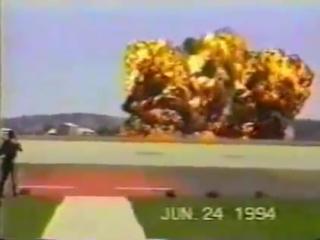 Катастрофа B-52 на авиабазе Фэйрчайлд