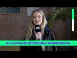 Is ZARA LARSSON een ONERVAREN DATER