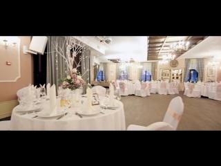 Банкетный зал ресторана-особняка Баязет
