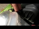 Замена датчика температуры воздуха и самодиагностика Daewoo Matiz