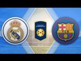 Реал Мадрид 2:3 Барселона | Международный кубок чемпионов 2017 | Обзор матча