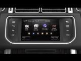 Range Rover 13 модельного года_ навигационная система - голосовые указания
