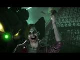 Представлен персонаж Джокер для игры Injustice 2!