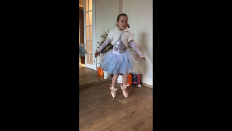 Моя маленькая балерина и ученик