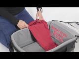 Как собрать чемодан быстро и компактно?