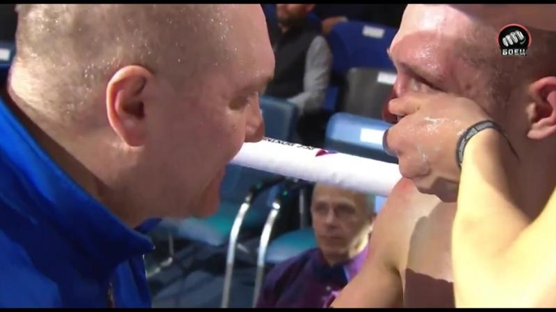 Евгений Чупраков vs․ Джеремайя Накатила