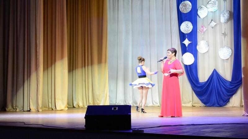 Юбилейный концерт Лейлы Рязанкиной Румба (Ксения Коровкина)