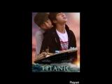 Титаник: НамДжин версия. Музыкальное сопровождение: Чон Хосок