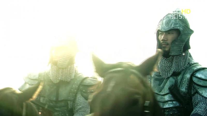 24-Легенда о четырех стражах Небесного владыки - Южная Корея конец