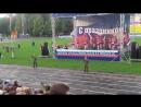 День флага РФ Голубые молнии