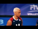 TOP 10 Best Volleyball Spikes - FIVB 2017 - Ben Patch - Volleyball USA