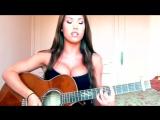 Девушка с красивой грудью классно сыграла и спела Джими Хендрикса! #музыка@remontshin.sakh #видео@remontshin.sakh