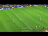 Потрясающий сольный проход и гол Неймара против Парагвая