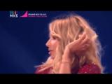 Loboda и Макс Барских - Твои глаза / Туманы ( Премия Муз тв 2017 )