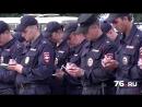 Полиция повязала преступника на Советской площади