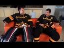 Бэкстэйдж из Игоры с видео и фотосета тренеров и игроков ХК Северсталь