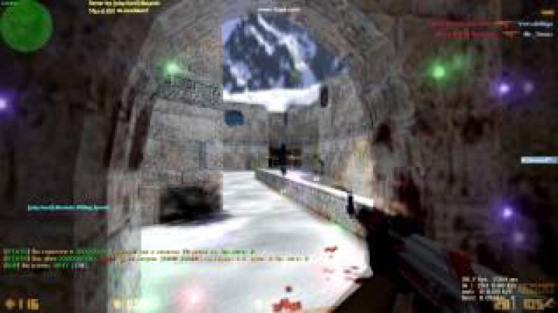 CS 1.6 ✭ Triple-KIll на зажиме ✭ Уничтожение троих раков! ✭ Versus Battle Джарахов Vs. Ларин!
