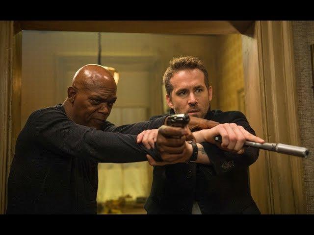 Телохранитель киллера / The Hitman's Bodyguard (2017) Официальный дублированный трейлер HD