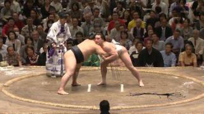 Asashoryu vs Harumafuji HQ
