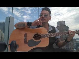 Johnny Depp lookalike Seba Alón From NYC