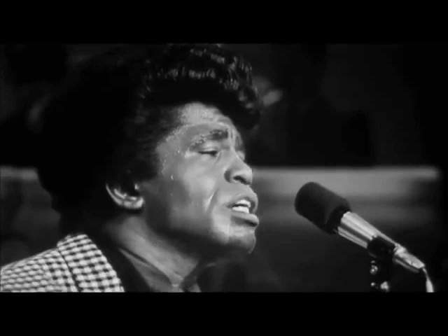 James Brown The Famous Flames The Legendary TAMI Show Performance