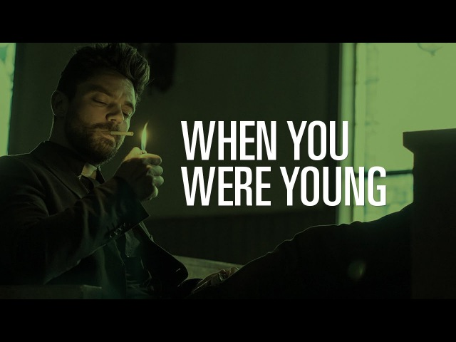 Jesse Custer When You Were Young