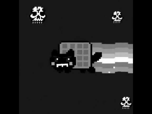 Nyan Goth [Lullaby The Bats]