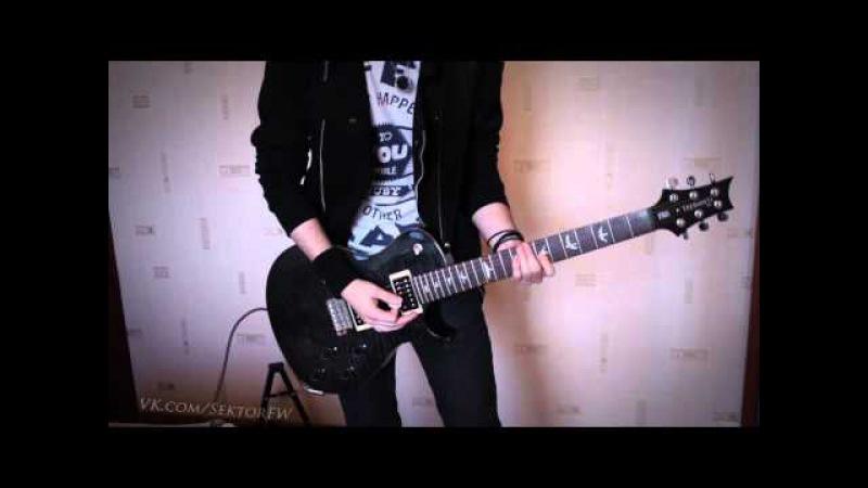 Three Days Grace - Break (Guitar Cover)