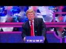 Yuri Stoyanov - Donald Trump (Putin's call) Russian parody (New Year TVShow 2017)