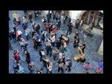 Tango Flashmob Munich Hofbra