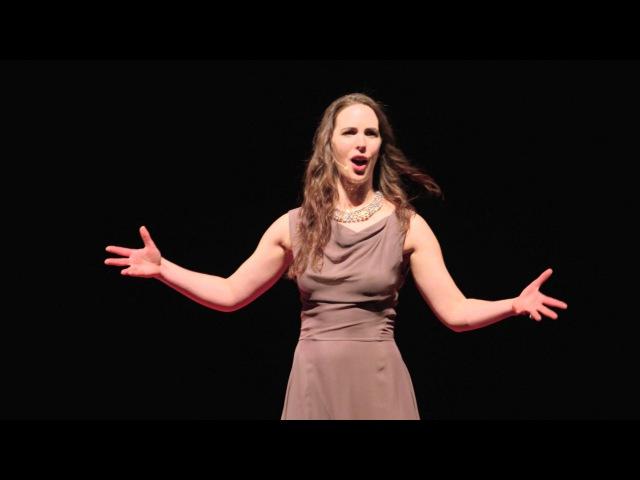 Любовь как способ убежать от себя Searching for love to escape ourselves | Hayley Quinn | TEDxUniversityofNevada