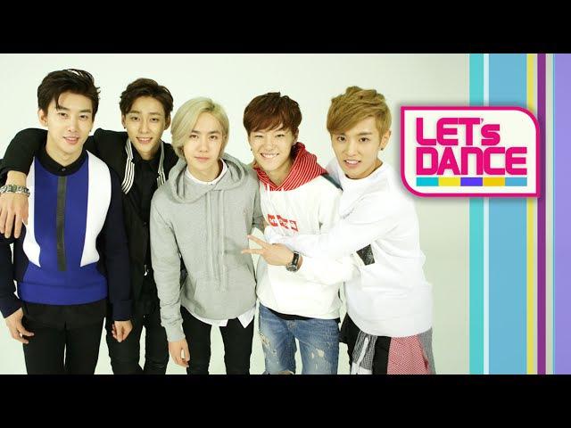 Let's Dance: UNIQ(유니크) _ Falling In Love [ENG/JPN/CHN SUB]