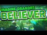 Rainbow Six Siege Gun Sync Imagine Dragons - Believer