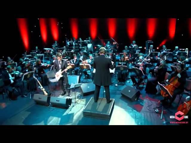 Виктор Цой-«Группа крови» в исполнении оркестра Республики Беларусь.