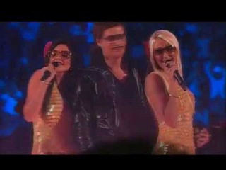 Gunther - Teeny Weeny String Bikini (Live MTV3 Elama Lapselle 2004)