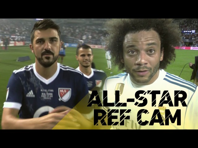 REF CAM MLS All Stars vs Real Madrid