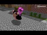 Диллерон и Миникотик Выпускной бал Minecraft Мультики про Летсплейщиков