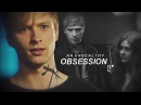 ● Sebastian Clary || An unhealthy Obsession { 2x18}