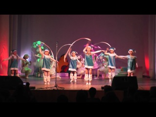 17.02.2017 год. Концерт в Р.Д.Н.Т. гор. Осташков на конкурсе «Воспитатель года 2017».