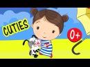 Добрая собачка помогла милашке Тее ❀ Милашки ❀ Мультфильм для детей 0