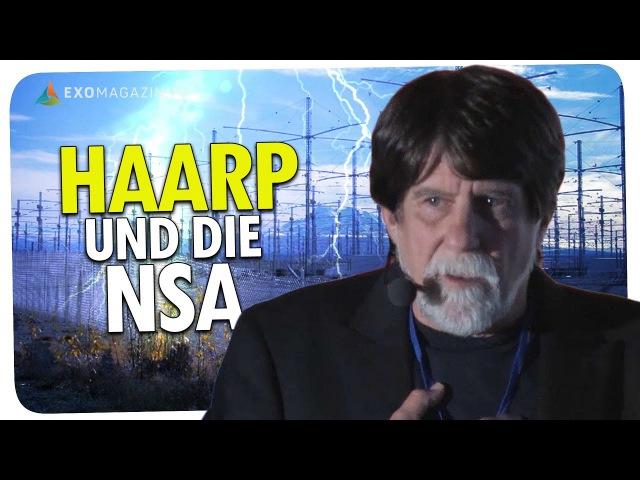 Haarp und die NSA - Geheime Wetterexperimente in Alaska | ExoClip